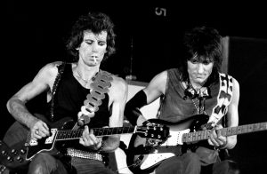 band rock barat rolling stones