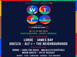 Festival musik WeTheFest