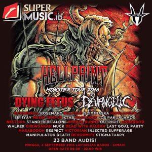 Festival Musik Hellprint