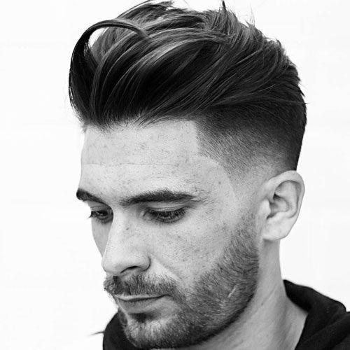 34+ Baru Potongan Rambut Quiff Pendek