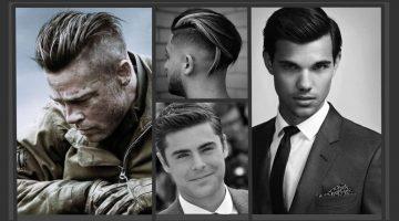 12 Gaya Potongan Rambut Pria Terbaru, Paling Hits di Tahun 2018