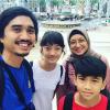 Penampilan Berhijab Istri Duta Sheila On 7 Bikin Nitizen Terkesima
