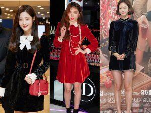 hyuna outgoing dress