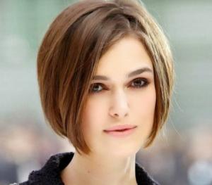 gaya rambut pendek artis wajah kotak