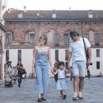 Gisella Anastasia, Tampil Seksi Saat Liburan Di Italia Bikin Lelaki Gagal Fokus
