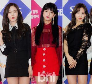 Outgoing Dress Korea