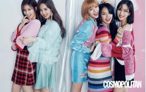 Gaya Pakaian Warna-warni cosmopolitan Korea