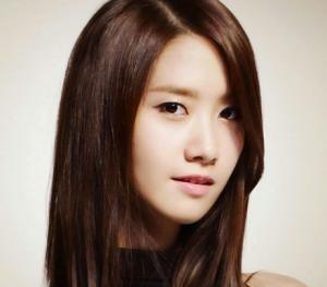 gaya rambut panjang smooth