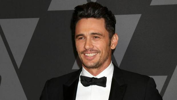 Artis Hollywood - James Franco