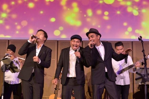 Gleen Fredly dan Musisi Indonesia lainnya galang dana untuk Palu
