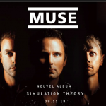"Single Terbaru Muse ""The Dark Side"" Menuju Album Simulation Theory, Menyuguhkan Nuansa Klasik 80-an"