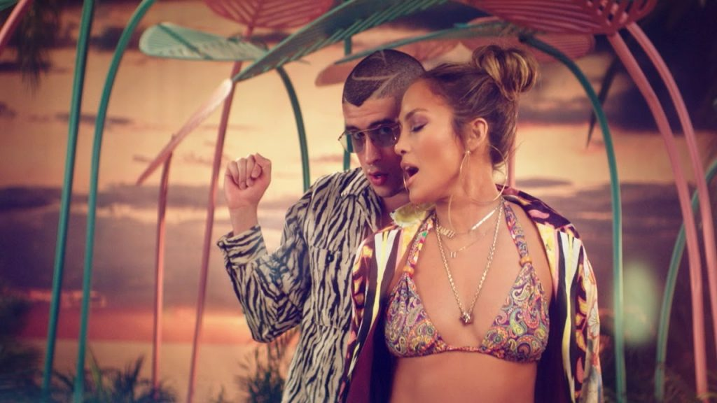 Jennifer Lopez & Bad Bunny