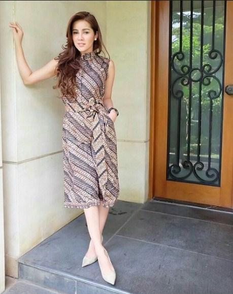 Koleksi Dress Batik Terbaru Dans Media