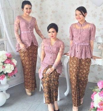 20 Model Baju Kebaya Modern Dan Unik Untuk Pesta Pernikahan Dans