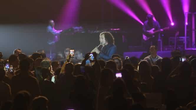 Konser Kenny G di Jakarta