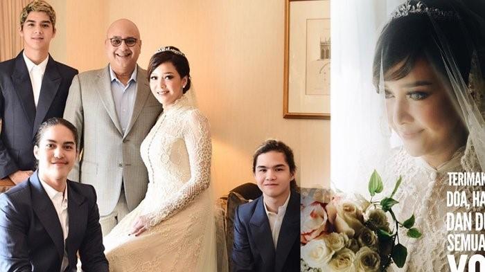Pernikahan Maia Estianty dengan Irwan Mussry