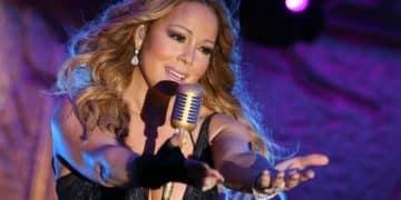 Penyanyi Mariah Carey