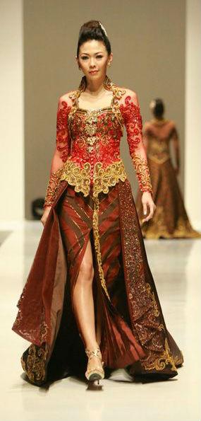 Fashion kebaya modern terbaru