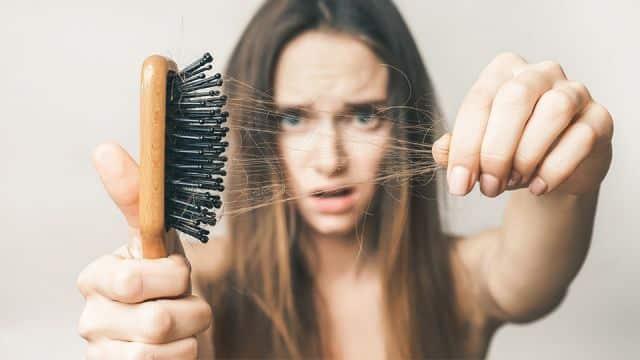 Cegah rambut rontok