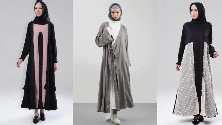 Hasil gambar untuk Trend Gamis 2019 Terbaik yang wajib Kamu Miliki