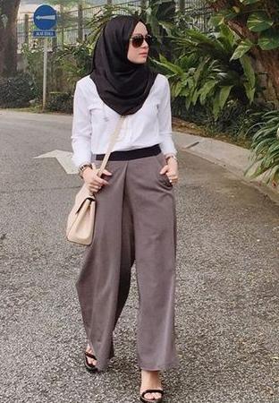 5 style busana hijab yang ngetrend di 2019 ini patut kamu coba sist