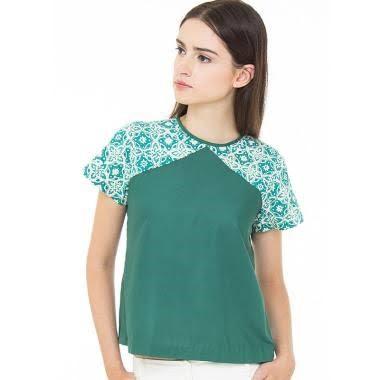10 Inspirasi Model Baju Batik Kombinasi Terbaru Yang Bisa Kamu