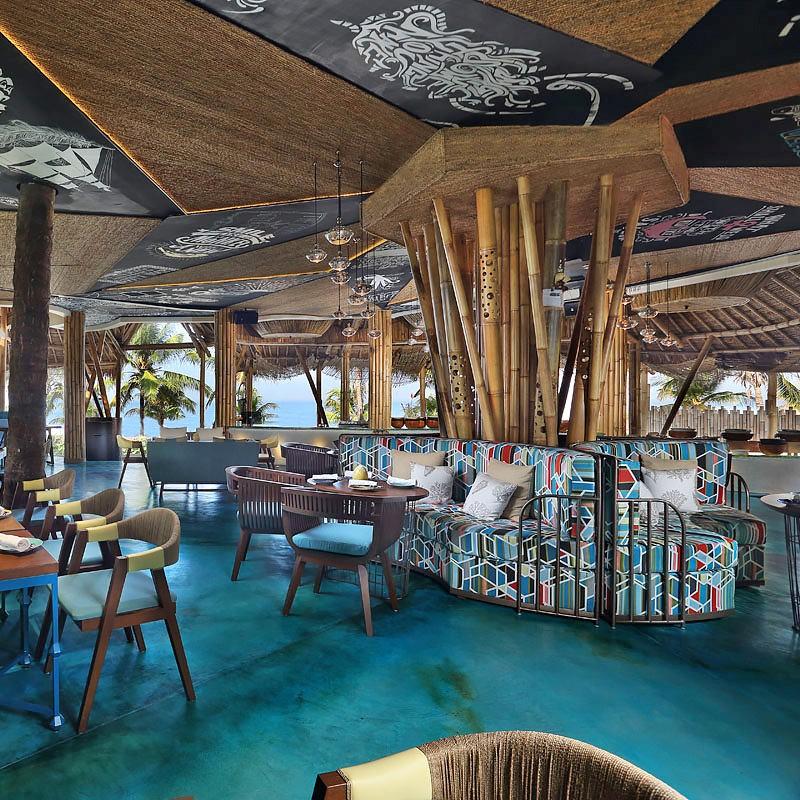 azul beach cafe bali