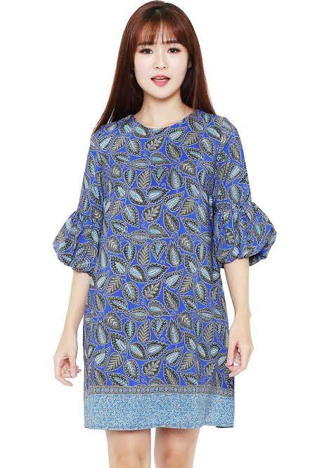 Referensi Dress Batik Modern Dan Unik 2019 Dans Media