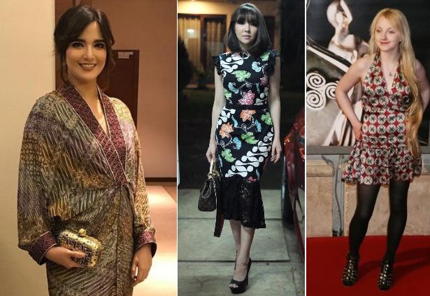 inspirasi baju batik wanita modern terpopuler 2019