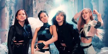 "scene di lagu terbaru Blackpink ""Kill This Love"""