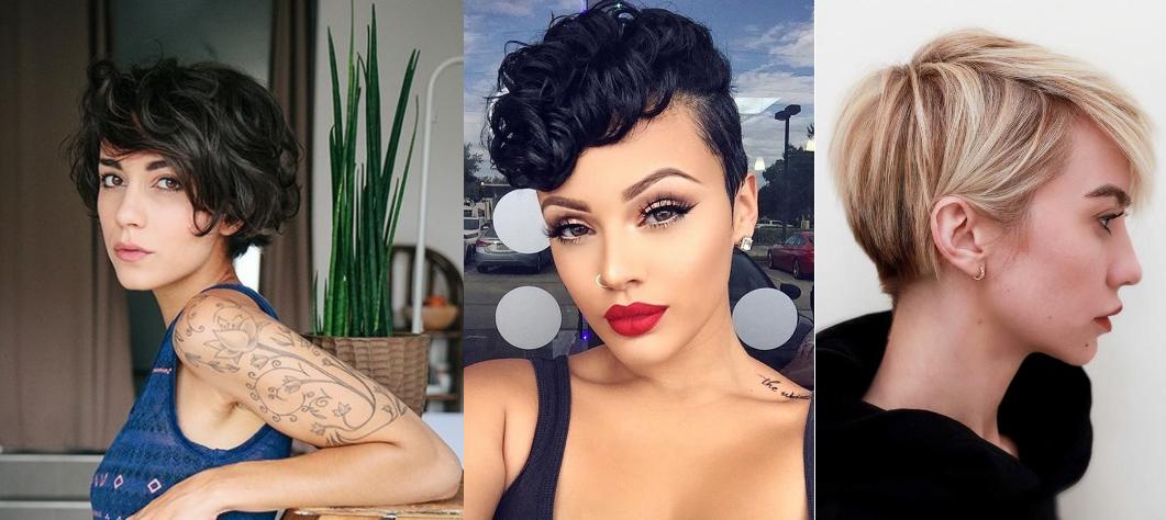 9 Gaya Pixie Cut Terpopuler Tetap Trendy Sepanjang Masa Dans Media